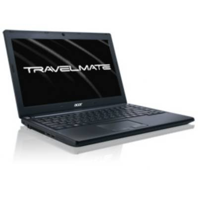 Acer TravelMate TMP633-M-6460 13.3 LED Notebook Intel Core i5-3210M 2.50 GHz 4GB DDR3 320GB HDD Intel HD Graphics Bluetooth Windows 7 Efficient