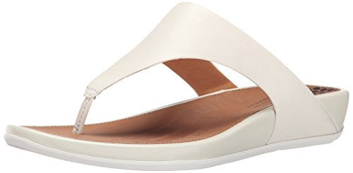 FitFlop Women's Banda Sandal, Urban White, 7 M US (Fitflop compare prices)
