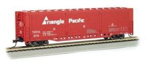 Bachmann Trains Triangle Pacific All-Door Box Car