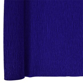 Just Artifacts Crepe Paper Roll 20in Blue Violet Hybrid (Yellow And Purple Streamers compare prices)