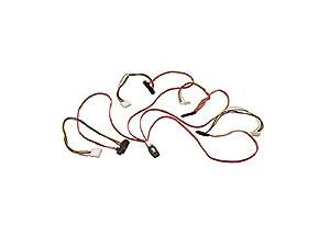 Tripp Lite Internal SAS Cable, 4-Lane Mini SAS SFF-8087 to 4 x SFF-8482, 24-in.(S504-24N)