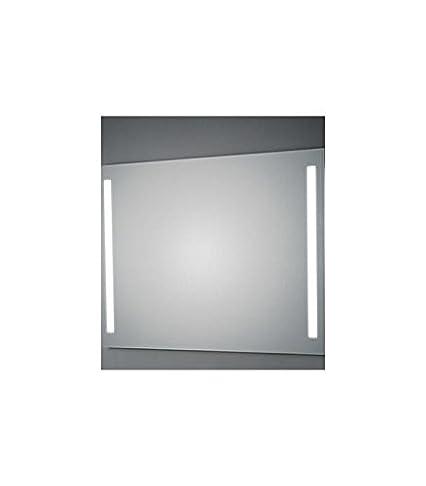 Koh-I-Noor 45701 Specchio Illuminazione Laterale, Grigio