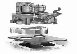 Trans-Dapt 2206 Carburetor to TBI Adapter
