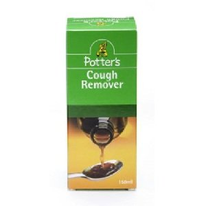 Potters Veg Cough Remover      150ML