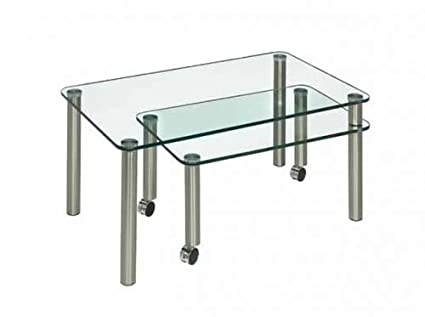 Four House 4264 300/99 Coffee Table with Glass Top