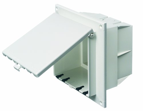 arlington dbvr2w 1 outdoor electrical box with