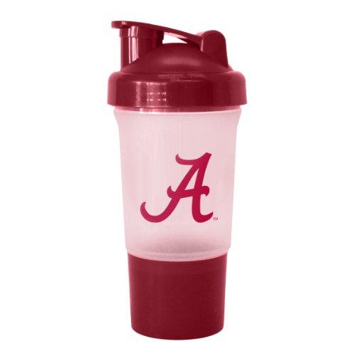 Ncaa Alabama Crimson Tide 16-Ounce Protein Shake Bottle