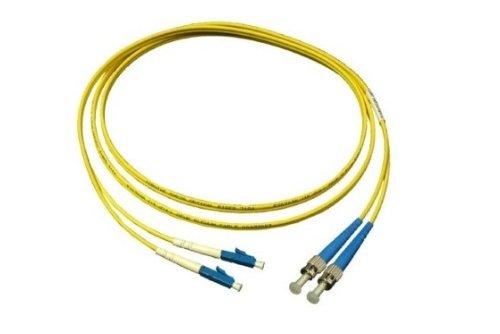 Patchkabel LWL Duplex OS1 (Singlemode, 9/125) LC/ST, 2m, Good Connections®