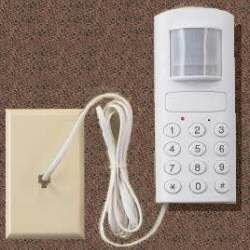 Home Security Burglar Alarm System Phone Dialer for standard phone lines