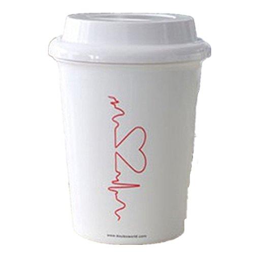 Viskey Mini Usb Powered Coffee Cup Humidifier, White
