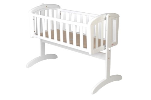 Troll Nicole Swinging Crib (White)