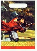 Harry Potter Quidditch Party Favor Supply Treat Sacks