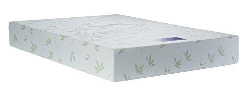 Best Deal Double 20cm Depth Aloe Vera Memory Foam Mattress with
