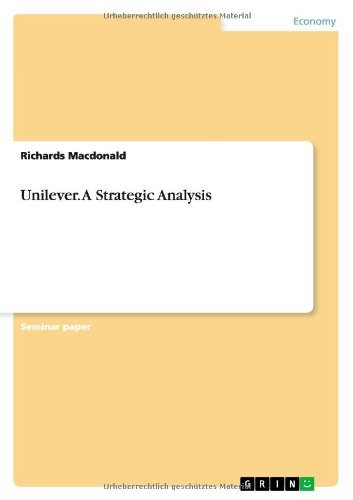 unilever-a-strategic-analysis-by-richards-macdonald-2013-07-11