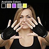 Bear KompleX 3 hole hand grips and gymnastics grips Great for Crossfit, pullups, weight lifting, chin ups, cross training, exercise, kettlebells, and more. Protect your palms from rips and tears! (The Natural Grip compare prices)