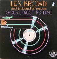 Les Brown - Les Brown And His Band Of Renown Goes Direct To Disc - Zortam Music