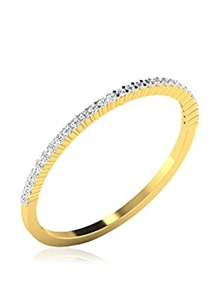 Friendly Diamonds Anillo FDPXR7406Y (Oro Amarillo)
