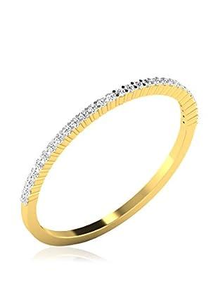 Friendly Diamonds Anillo FDPXR7406Y (Oro Amarillo)