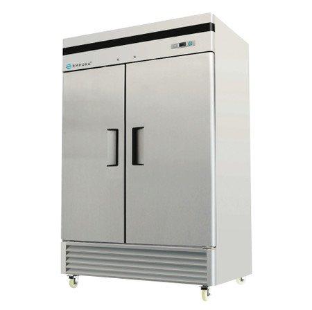 True Double Door Refrigerator front-462370