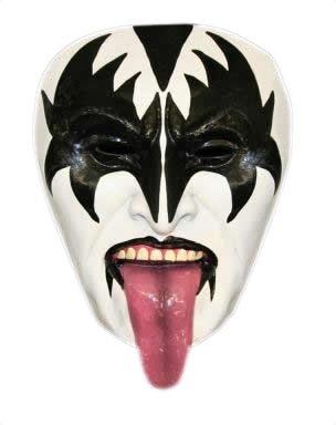 KISS Demon Mask