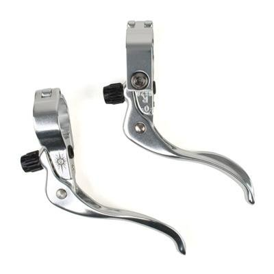 Image of Soma Cross Urban CycloCross Bicycle Brake Levers - Pair (B005HRE2IM)