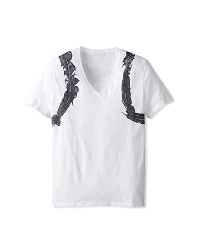 Alexander McQueen Men's V-Neck T-Shirt