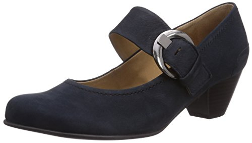 Gabor Shoes - Gabor, scarpe con tacco  da donna, Blau (Nightblue), 38
