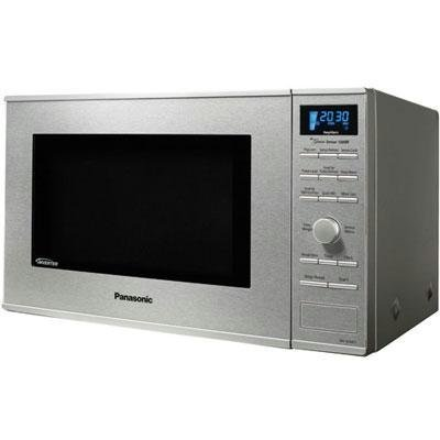 1.2 Cu Ft Microwave Oven Silver