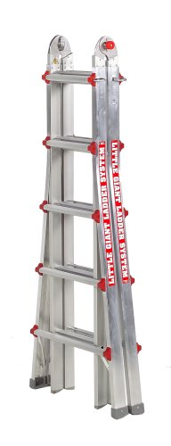 Little Giant 10303w 250 Pound Duty Rating Ladder System