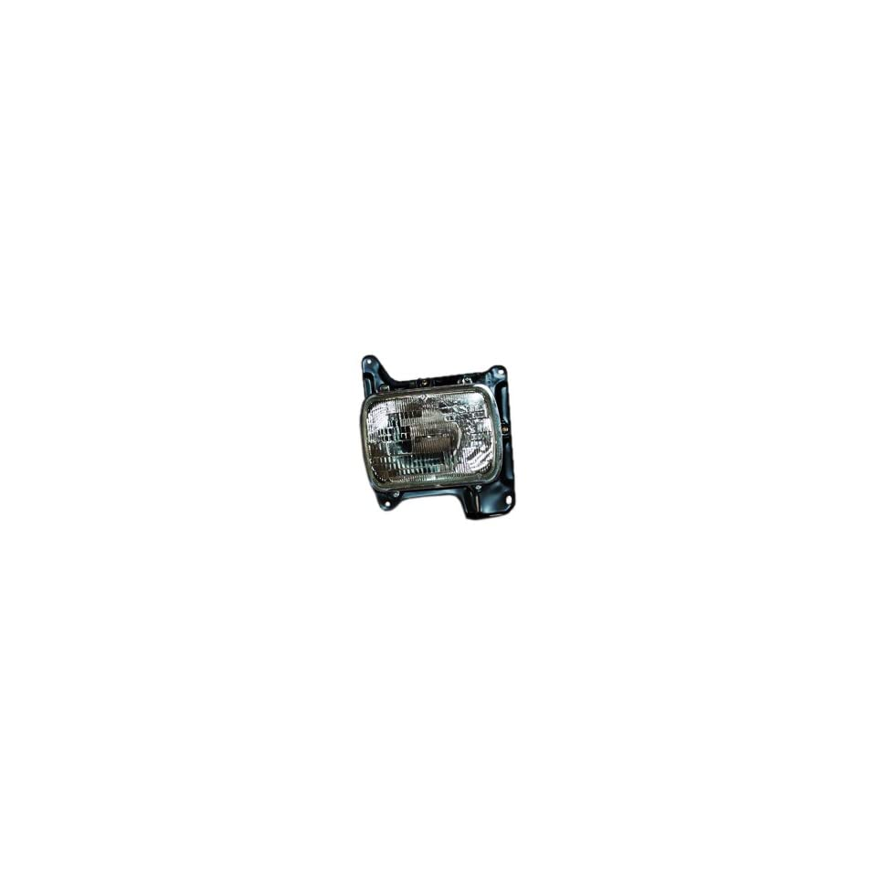 TYC 22 1010 Nissan Driver Side Headlight Assembly