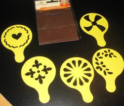 Paula Deen: Cupake and Cookie Stencils