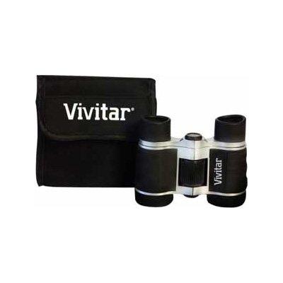 Vivitar Pocket Sized Binoculars -Black (Viv-Cis-430)