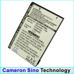 Battery For HTC P3470 Pharos 1100mAh CS-TP3470SL