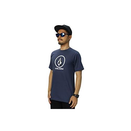 VOLCOM (ボルコム) Circle Staple S/S Tee 半袖Tシャツ 【S VNY】 [並行輸入品]