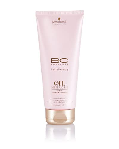 Schwarzkopf Bonacure Champú Oil Miracle Rose 200 ml