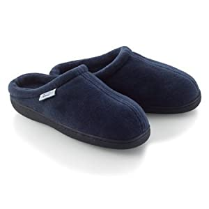 Tempur-Pedic Classic Velour Slippers None Retail Packaging (Large (9 1/2 - 10))