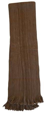 Alpaca Scarf - Dark Brown
