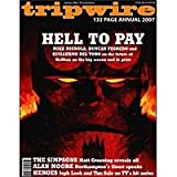Tripwire Annual 2007: Comics, Film, TV and More