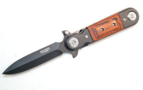 Push Button Knife