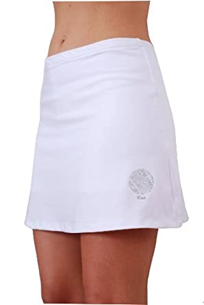 10US Ladies Swarovski Crystal Tennis Skort by 10US