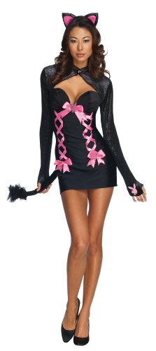 Secret Wishes Women's Playboy Cat Costume