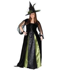 Goth Maiden Witch Costume
