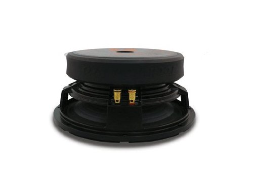 "Technical Pro Z65.1 6.5"" Raw Subwoofer, Black"