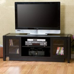 Cheap Holly & Martin Kenton TV Stand – Black (63-138-055-6-01)