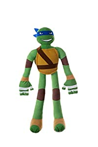 Stretchkins Teenage Mutant Ninja Turtle Leonardo Life-size Plush Toy from Stretchkins