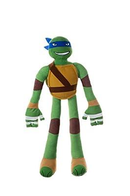 Stretchkins Teenage Mutant Ninja Turtle Leonardo Life-size Plush Toy from Stretchkins