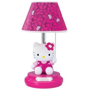 Hello Kitty Kt3095m Table Lamp from HELLO KITTY