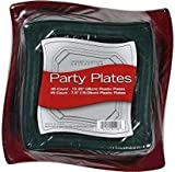 Holiday Plastic Party Plates Combo Pack