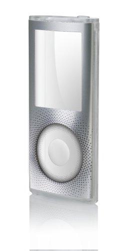 Belkin iPod nano 4G Remix Metal Case *Silver F8Z381-SLV
