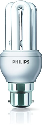 Philips Genie HPF E14 11W CFL Bulb (Cool Day Light, Pack of 2)